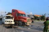 Giải pháp hạn chế tai nạn giao thông:Lắp đặt biển báo tải trọng, biển báo tốc độ