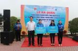 Thị đoàn Thuận An tổ chức lễ phát động chiến dịch thanh niên tình nguyện hè