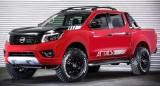 Ý tưởng xe bán tải Nissan Frontier Attack