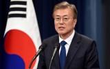 韩国总统提名前海军高官为国防部长官