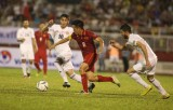 Tuyển Việt Nam hòa trận thứ hai ở vòng loại Asian Cup 2019