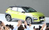 Hyundai Kona ra mắt - đối thủ mới Ford EcoSport