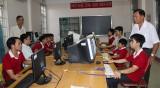 Trung tâm dạy nghề người khuyết tật: Chiêu sinh các lớp dạy nghề cho người khuyết tật
