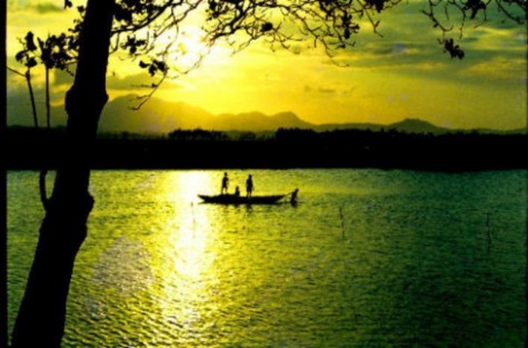 Touring scenic spots in Quang Ngai