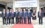 Thủ tướng Chính phủ Nguyễn Xuân Phúc: Đến thăm và làm việc với Trường Đại học Việt Đức