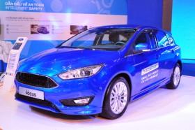 Ford Mỹ nhập khẩu Focus từ Trung Quốc