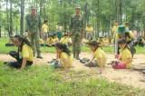 Học kỳ quân đội: Giáo dục và rèn luyện toàn diện