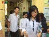 Kết thúc kỳ thi THPT Quốc gia: Đề thi vừa sức, tính phân loại cao