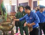 Hội Cựu Thanh niên xung phong TX.Thuận An: Tổ chức du khảo về nguồn