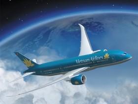 越南航空总公司荣获2017年最佳豪华经济舱奖