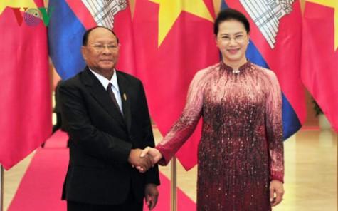Vietnam treasures ties with Cambodia