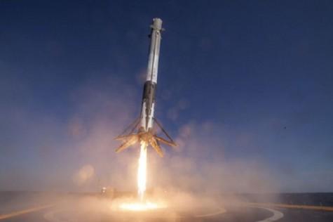 """美""""二手""""火箭成功发射保加利亚卫星"""