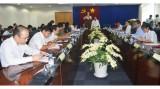 Ban Pháp chế HĐND tỉnh thông qua các báo cáo thẩm tra các dự thảo nghị quyết trình kỳ họp thứ 4, HĐND tỉnh khóa IX