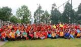 平阳省越日友好俱乐部举办为绿色城市志愿服务活动