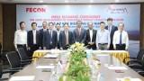 越南Fecon股份公司与外国集团配合开展可再生能源发展项目