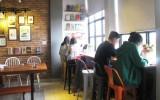 Cà phê sách: Không gian đọc cho người yêu sách
