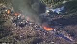 Thảm họa rơi máy bay quân sự Mỹ