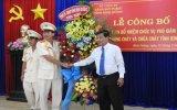 Trao quyết định bổ nhiệm 2 Phó giám đốc Cảnh sát PCCC và Cứu nạn cứu hộ tỉnh