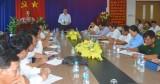 Ban Tuyên giáo Tỉnh ủy: Giao ban an ninh chính trị - tư tưởng định kỳ