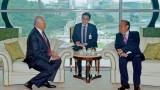 越南政府常务副总理张和平会见马来西亚首相纳吉布•拉扎克
