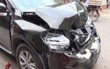 Ôtô tông hàng loạt người đi bộ, 4 người thương vong