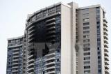 Ít nhất 15 người thương vong trong vụ cháy tòa nhà chung cư ở Mỹ