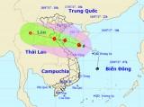 Đêm nay, ven biển từ Quảng Ninh đến Hà Tĩnh có mưa to, gió lớn