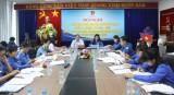 Tỉnh đoàn Bình Dương sơ kết công tác Đoàn và phong trào Thanh thiếu nhi tỉnh 6 tháng đầu năm 2017
