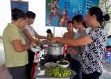 Hội LHPN phường Hiệp Thành, TP.Thủ Dầu Một: Bế giảng lớp dạy nghề cho hội viên phụ nữ