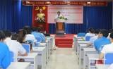 Đảng ủy Khối Các cơ quan tỉnh: Khai giảng lớp bồi dưỡng lý luận chính trị cho đảng viên mới