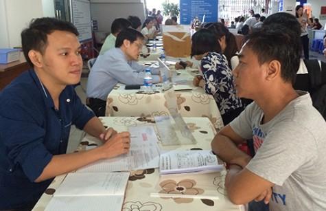Phiên giao dịch việc làm 167: Doanh nghiệp cần tuyển hơn 25.000 lao động