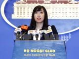 Phản đối Trung Quốc xây dựng trái phép rạp chiếu phim trên đảo Phú Lâm