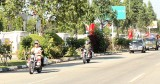 Bàu Bàng: Tình hình trật tự an toàn giao thông và trật tự đô thị dần được cải thiện