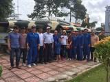 Công đoàn Trung tâm Viễn thông Thuận An: Về nguồn thăm di tích lịch sử tỉnh Bình Phước