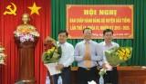 Hội nghị Ban Chấp hành Đảng bộ huyện Dầu Tiếng lần thứ 15 khóa IV