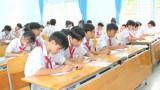Xây dựng trường lớp đón đầu học sinh gia tăng