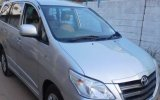 Ôtô Toyota Innova bị mất cắp giữa ban ngày