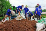 Mùa hè xanh của sinh viên trường Đại học Bình Dương: Đi dân nhớ, ở dân thương