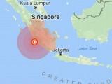 6.6-magnitude quake jolts Indonesia