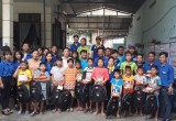 """Trung tâm hỗ trợ thanh niên công nhân và lao động trẻ tỉnh: Tổ chức chương trình """"Thanh niên công nhân hành trình đến với Đại hội Đoàn"""""""