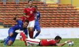 Thái Lan bị cầm chân trong trận ra quân SEA Games