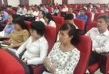 Tập huấn công tác phát ngôn và cung cấp thông tin cho báo chí