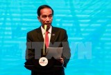 Indonesian President calls for unity to tackle extremism threat