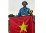 Châu Kiều Oanh: 6 tháng xa nhà và tấm huy chương đầu tiên tại SEA Games 29
