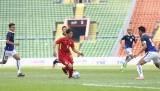 2017年东南亚运动会男足比赛:越南U22队取得二连胜