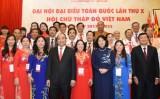 阮春福总理出席越南红十字会第10次全国代表大会