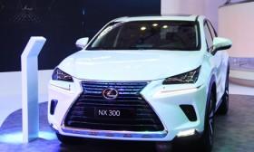 Lexus NX300 2018 về Việt Nam, cạnh tranh Audi Q5