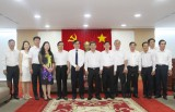Provincial leader receives CEO of GDS Corporation