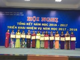 TDM's sector of education-training further improves quality