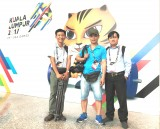 Thư SEA Games 29: Hội ngộ trên đất khách